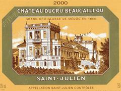 宝嘉龙庄园(Chateau Ducru Beaucaillou)Chateau Ducru Beaucaillou